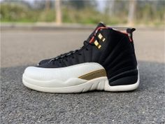 various colors d4052 6101f Authentic Cspace Air Jordan 12