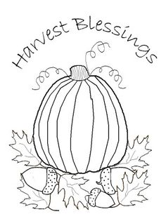 http://thekrazykraftlady.blogspot.com/2009/05/freebie-harvest-blessings-stitchery.html