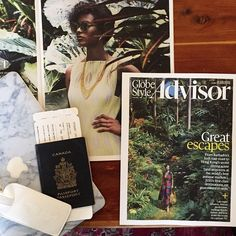 """""""Anyone else crave an inspiring vacation?? ☀️⛵️Pick up or download a copy of #GlobeStyleAdvisor #TRAVEL ISSUE. Out today!  It's full of global hot spots, trip essentials, stylish accessories, and beautiful photos. #Australia #Vietnam #Fashion"""" via https://instagram.com/p/0K2MBrya05/"""