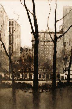 Geoffrey Johnson - Madison Square