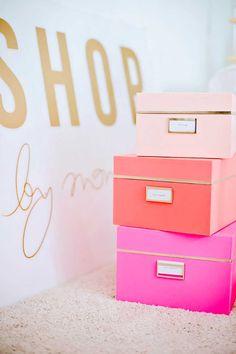 8 Ideas Chic Para Organizar Tu Oficina | Cut & Paste – Blog de Moda