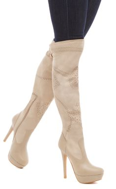 Giovanna Boots. Can we say I need to be in these now.. LOVE IT!!!