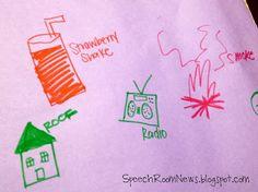 Speech and Language Graffiti!