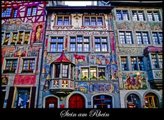 Stein am Rhein 6 by calimer00.deviantart.com on @DeviantArt