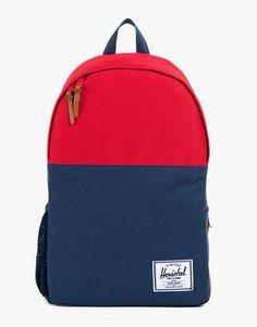 Herschel JASPER - Backpack NAVY/RED
