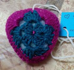 Found this heart at the portales wal mart where the shopping carts go. #ifaqh #ifoundaquiltedheart