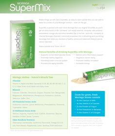 Zija Liquid Nutritionals - SuperMix