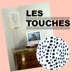estampado Les Touches DIY