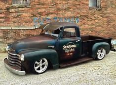 pics of rat rod #trucks Rat Rods, Rat Rod Cars, Hot Rod Trucks, Cool Trucks, Chevy Pickup Trucks, Chevy Pickups, Dodge Trucks, Chevy 3100, Truck Drivers