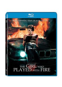The Girl Who Played With Fire Foreign Film