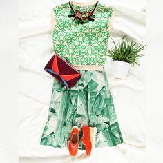 SPRING-TIME outfit for this week #loveisessentiel #ootd #itemoftheweek #ss16