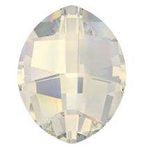 Pure Leaf Fancy Stone White Opal art.4224  #Halloween