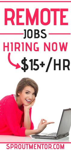 Here are legitimate work from home jobs hiring now. This page is updated daily. #workfromhome #workathome #workfromhomejobs #workathomejobs #remotejobs #remotework #sidehustles #extraincomeideas #makemoneyonline #onlinejobs #jobshiringnow