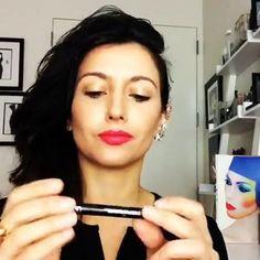 liquid #liner. #eyeliner #liquidliner #cateye #makeup #beautytutorial #tutorial #beauty #howto #diy #video