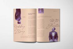 Wes Anderson's Movie Palette - 그래픽 디자인 · UI/UX, 그래픽 디자인, UI/UX, 그래픽 디자인, 브랜딩/편집 Graphic Design Layouts, Book Design Layout, Graphic Design Posters, Corporate Brochure Design, Branding Design, Brochure Layout, Identity Branding, Brochure Template, Visual Identity