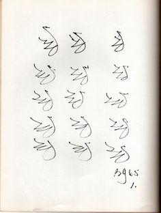 Asemic Writing as Art