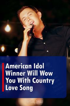 """Scotty McCreary's headlining song from his American Idol success story remains one of the most touching country love songs ever heard. Once you hear """"I Love You This Big"""" performed by the young, upcoming legend, you'll soon see why he took the title of season ten champion. #ScottyMcCreery #AmericanIdol #Singing"""