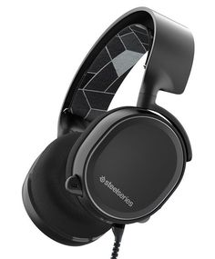 SteelSeries - Arctis 5 Wired Surround Sound Gaming Headset for Xbox One, Mac, PlayStation Windows, Android and iOS - Black, 61443 Best Gaming Headset, Gaming Headphones, Over Ear Headphones, Skullcandy Headphones, Beats Headphones, Playstation, Mac, Best Pc, Gaming Accessories