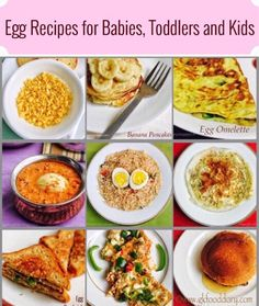 Best foods for weight gain in babies toddlers 0 to 3 years egg recipes for babies toddlers and kids forumfinder Image collections