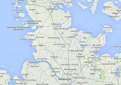 """Karte """"Land erleben & genießen""""- Landwirtschaftskammer Schleswig-Holstein"""