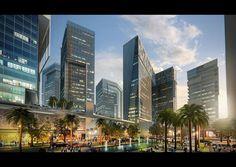(RJ) Rio de Janeiro - Zona Portuária - Complexo Praia Formosa / Porto Cidade Odebrecht - SkyscraperCity