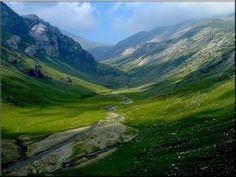 Madriu Perafita Claror Valley Andora Mountain Hicking Scenery Pyrenees