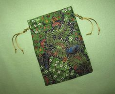 Tarot Card Bag Gypsy Witch RavensWood Dark Goddess Magick