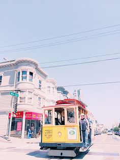 joyride with joie de vivre: A Perfect Day in San Francisco.