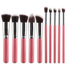 GET $50 NOW | Join RoseGal: Get YOUR $50 NOW!http://www.rosegal.com/makeup-tools/stylish-10-pcs-fiber-powder-brush-eyeshadow-brush-face-eye-makeup-brushes-set-608530.html?seid=6846813rg608530