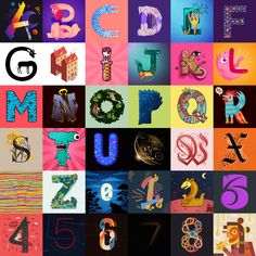 Looking back at all the work done for the #36daysoftype challenge let's celebrate Amadine Team's efforts. All the work behind these 36 great illustrations is a shared Team achievement. Here's the retrospect of all 36 letters and numbers for the #36daysoftype2021 created in Amadine app. #36days_fontself #amadineapp #digitalpainting #digitalart #digitalillustration #moreillustrations #vectorillustration #vectorgraphics #vectordrawing #designapp #designsoftware #alphabet #daysoftype #typespire Graphic Design Software, App Design, 36 Days Of Type, Drawing Tools, Letters And Numbers, Vector Graphics, Typography Design, Digital Illustration, Alphabet