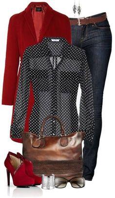 Este outfit es ideal para un día tranquilo como ir a la escuela, tomar un café, etc. Y sobre todo es perfecto si te gusta ser el centro de atención y robar suspiros #DondeNacenLosEstilos