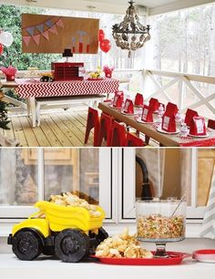 45 Awesome Construction Themed Birthday Parties