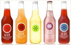 FIVE FREE IZZE Sparkling Juice this Week at Kroger with no coupons necessary!!