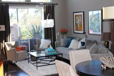 teal dining room ideas | ... teal and orange. - Living Room Designs - Decorating Ideas - HGTV Rate