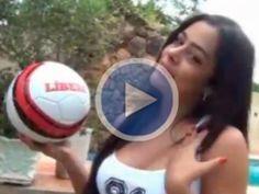 Larissa Riquelme da su pronóstico del Paraguay vs Perú a LÍBERO [VIDEO]
