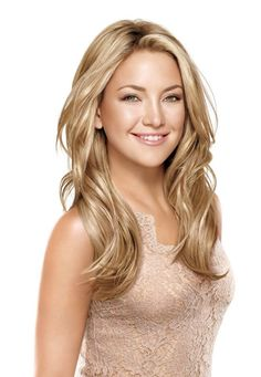 kate hudson, long layers