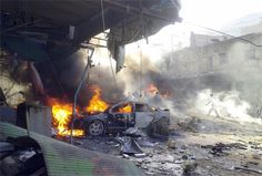 Jihadists Slaughter Each Other For Resources As Russia Cuts Supply Lines