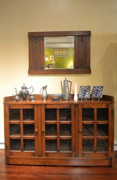 1000 images about buffet ideas on pinterest buffet for Arts and crafts furniture makers