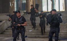 Back Seat Viewer: Movie Review: The Expendables 3