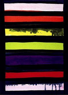 Mary Heilmann, Margot. 1998