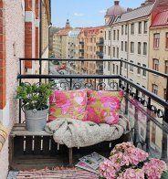 Aménagement petit balcon : toutes nos idées - Marie Claire Maison