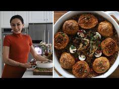 Армянская Кюфта с Грибной Начинкой - Плов из Полбы - Рецепт от Эгине - Heghineh Cooking Show - YouTube Мясо, Youtube, Еда, Видео, Кулинария
