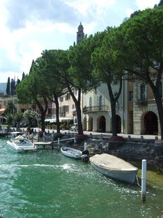 Morcote on Lake Lugano by louisescorner on Flickr. Lake Lugano, Switzerland