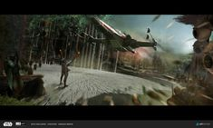 Arnaud Morin | Survivor, Arnaud Morin on ArtStation at… Star Wars Rpg, Star Wars Rebels, Lucas Arts, Star Wars Drawings, Galactic Republic, Star Wars Concept Art, Childhood Movies, Art Competitions, Art Station