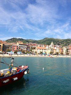 San Terenzo beach may2014