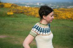Ravelry: Paper Dolls pattern by Kate Davies