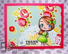Sweet Thinkin Mae by Kristy