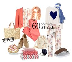 hijab outfits by dyahretnoo on Polyvore featuring polyvore, fashion, style, Banjo & Matilda, Rebecca Taylor, Vero Moda, American Eagle Outfitters, Vans, Mar y Sol, Aéropostale, Palm Beach Jewelry, Hring eftir hring, Banana Republic and clothing