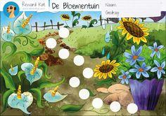 De Bloementuin Beloningskaart | Gratis Beloningskaarten