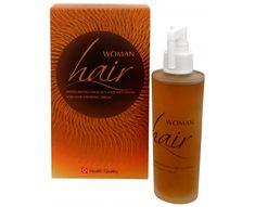 Hair Woman - fyto-biotechnologické sérum na omladenie a podporu rastu vlasov pre ženy 125 ml - Prípravok Hair Woman stimuluje rast vlasov priamo u vlasových korienkov a zvyšuje pevnosť vlasov....